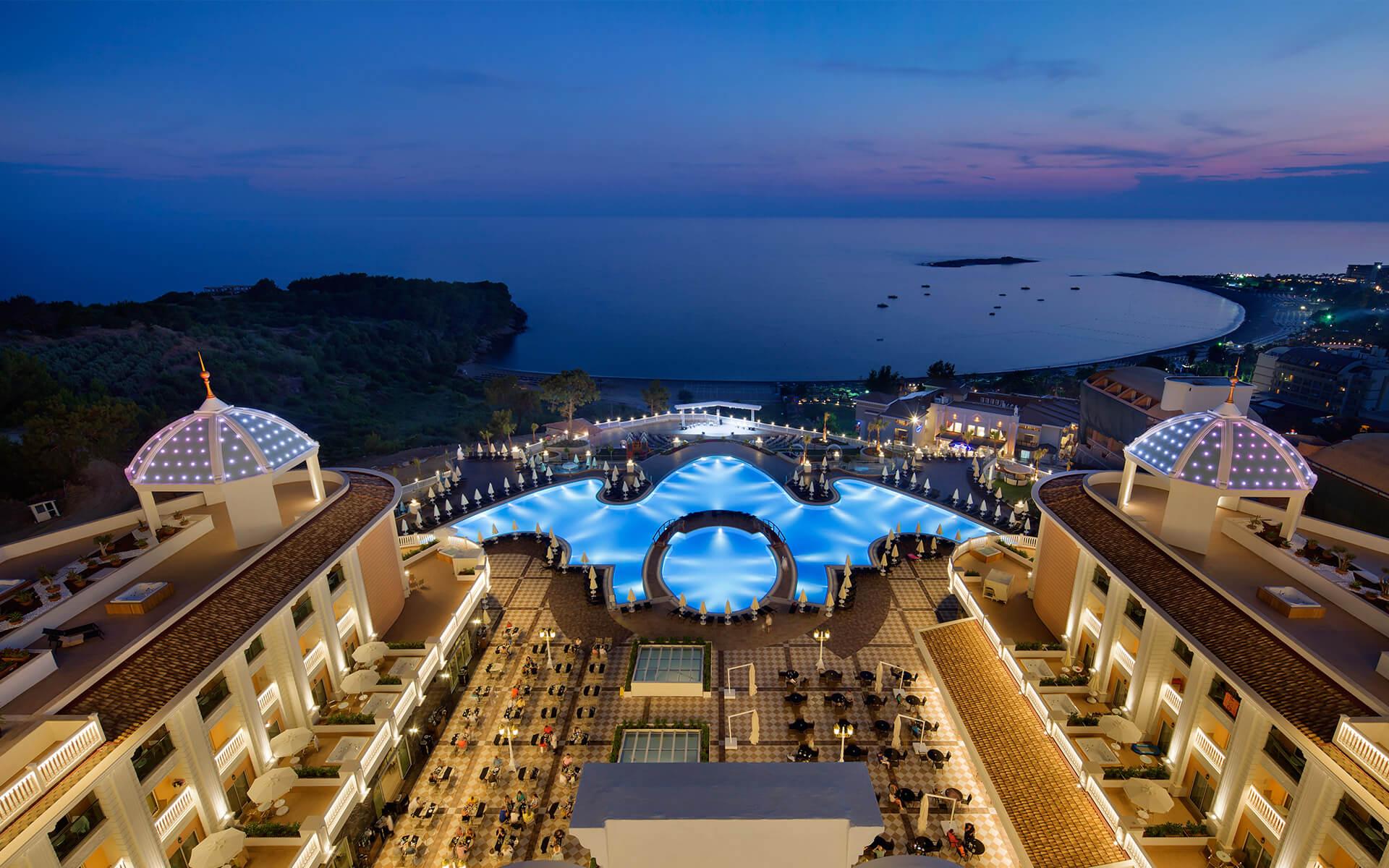 riviera hotel alanya