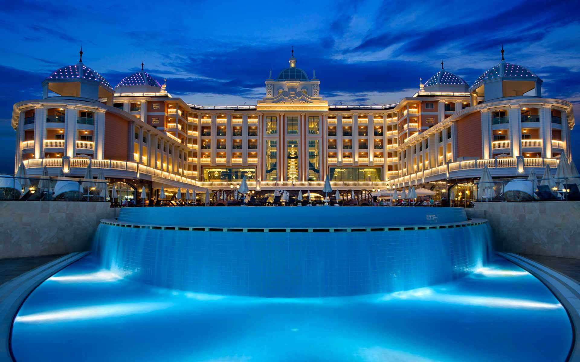 самые красивые отели турции фото может